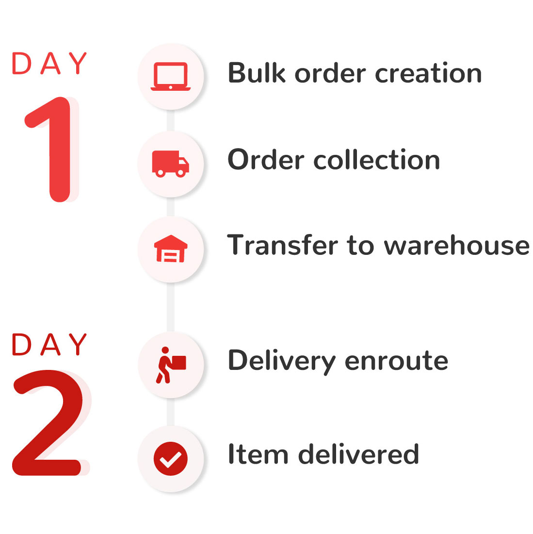 Next-Day Parcel Delivery Service