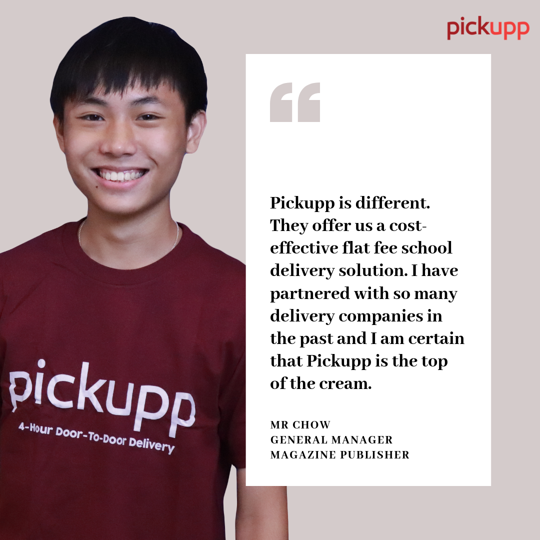 Delivering Success: No more surcharge for school deliveries!