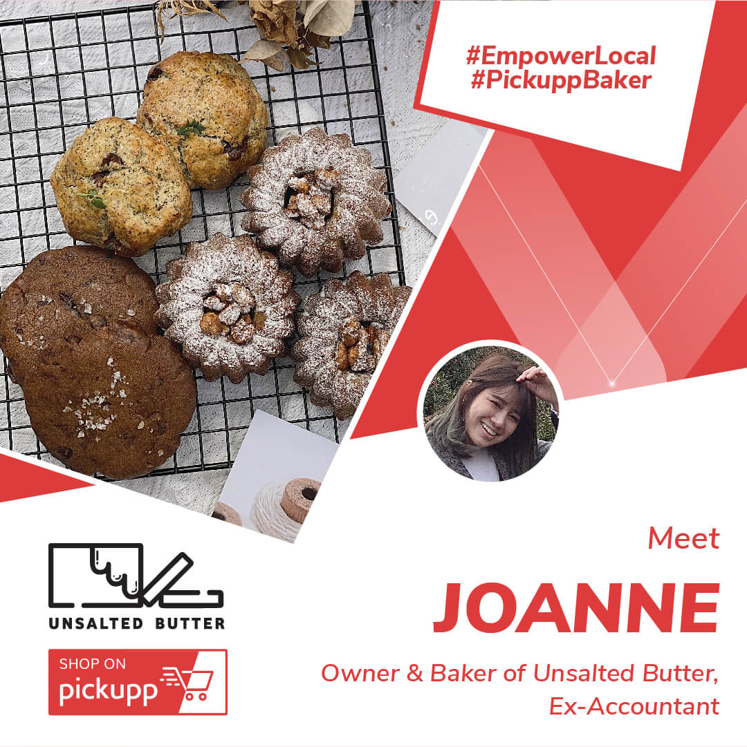 Delivering Success: How Unsalted Butter Is Able To Focus On Her Core Business With Pickupp