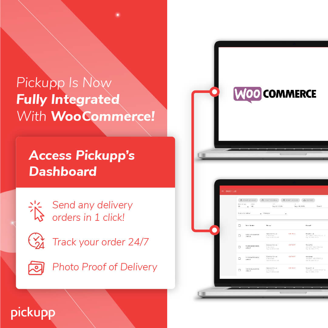 The Best Woocommerce Delivery App and Plugin in Malaysia!