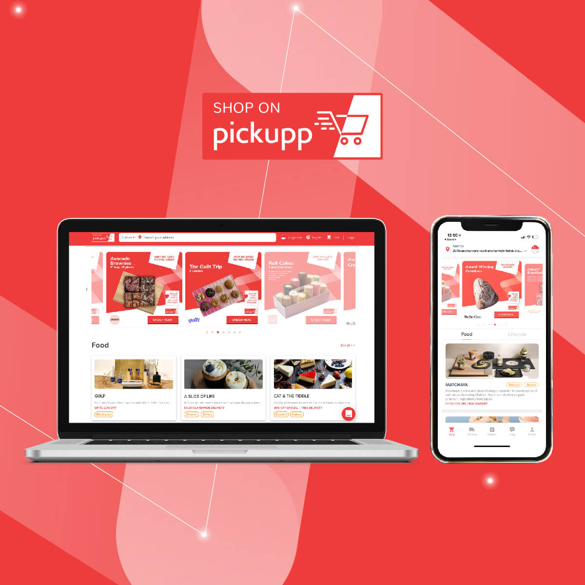 Food and Beverage Delivery