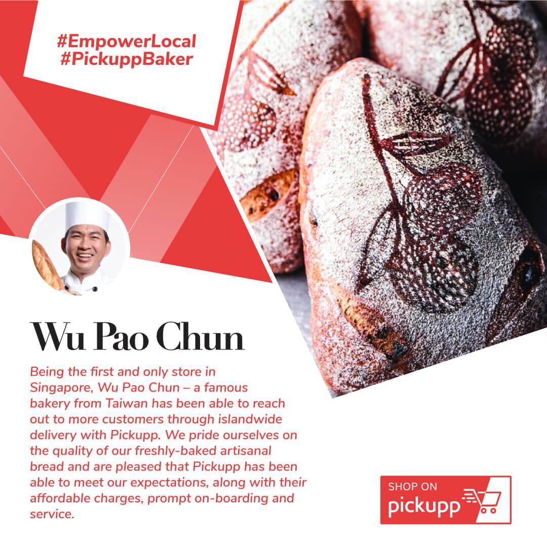 Wu Pao Chun Bakery - Shop On Pickupp