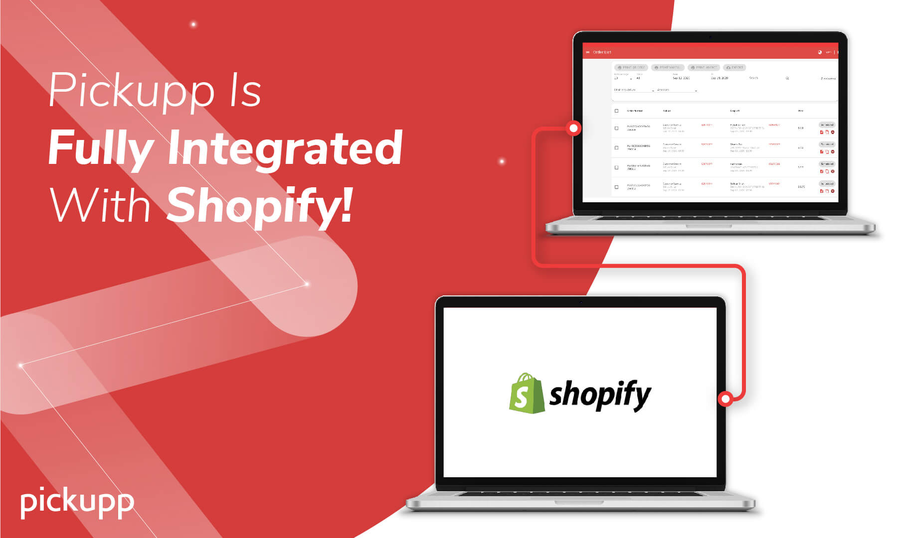 Shopify Delivery Plugin