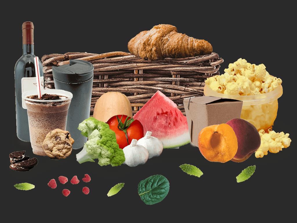 Makanan & Minimum