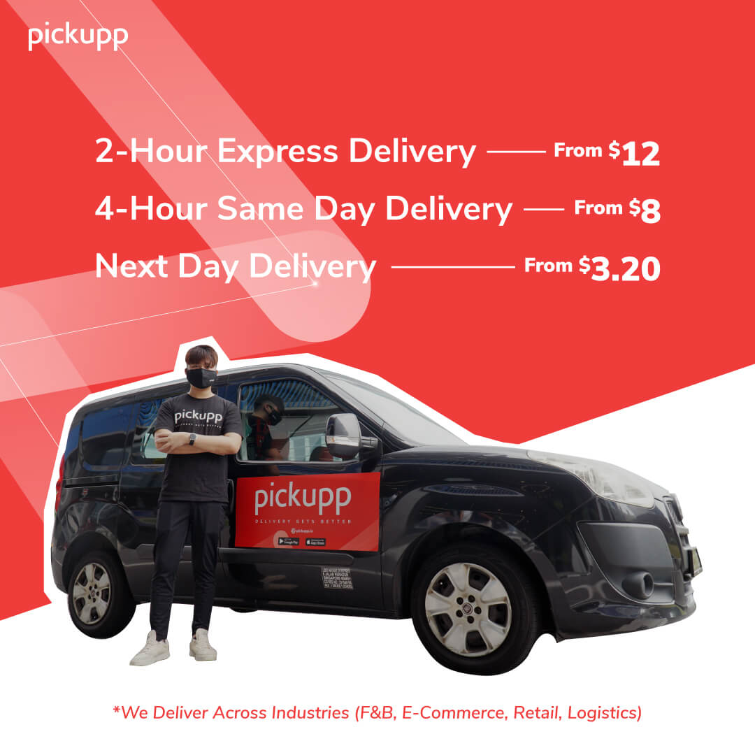 Pickupp Delivery Rates