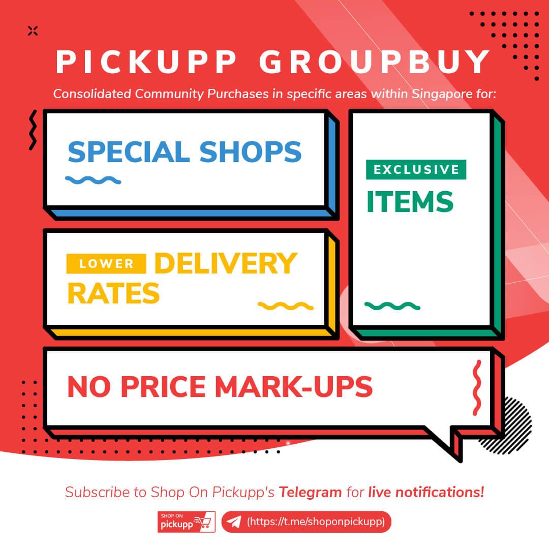 Groupbuy Singapore