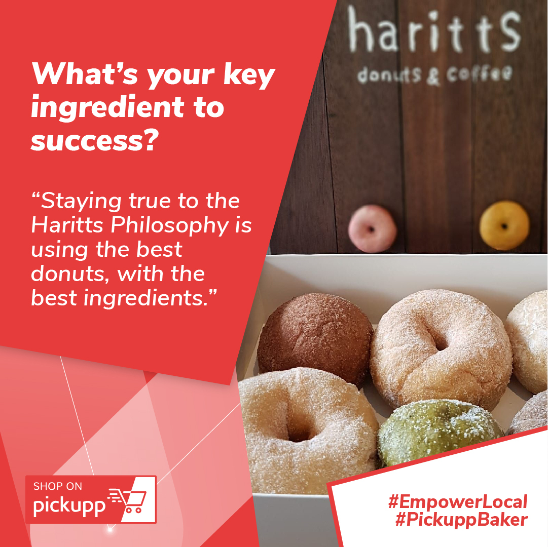 Haritts Donuts - Key Ingredients to success