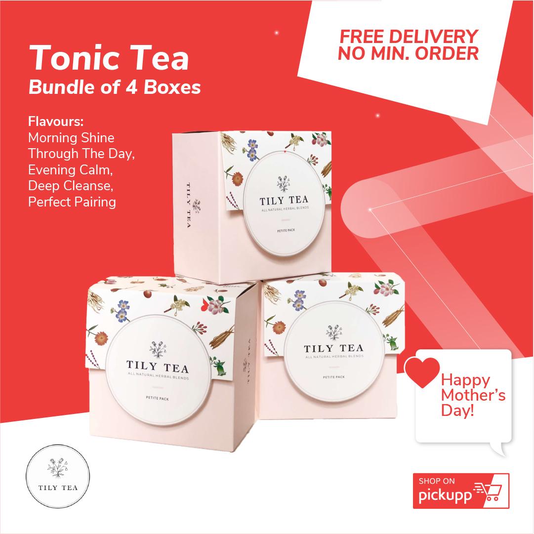 Tily Tonic Tea