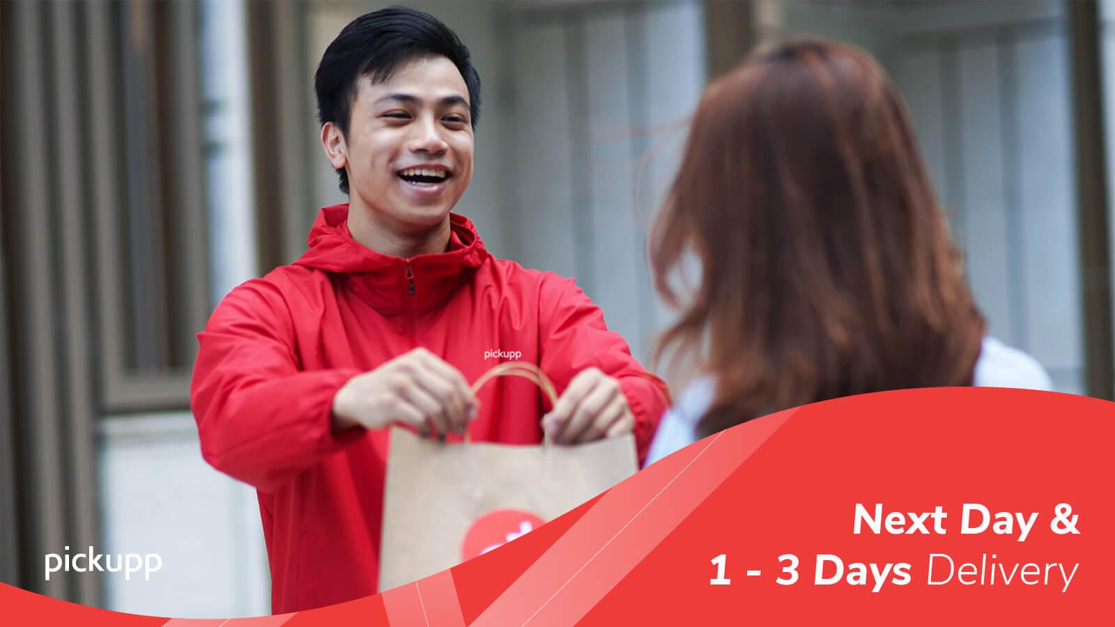 Parcel Delivery Service - Singapore