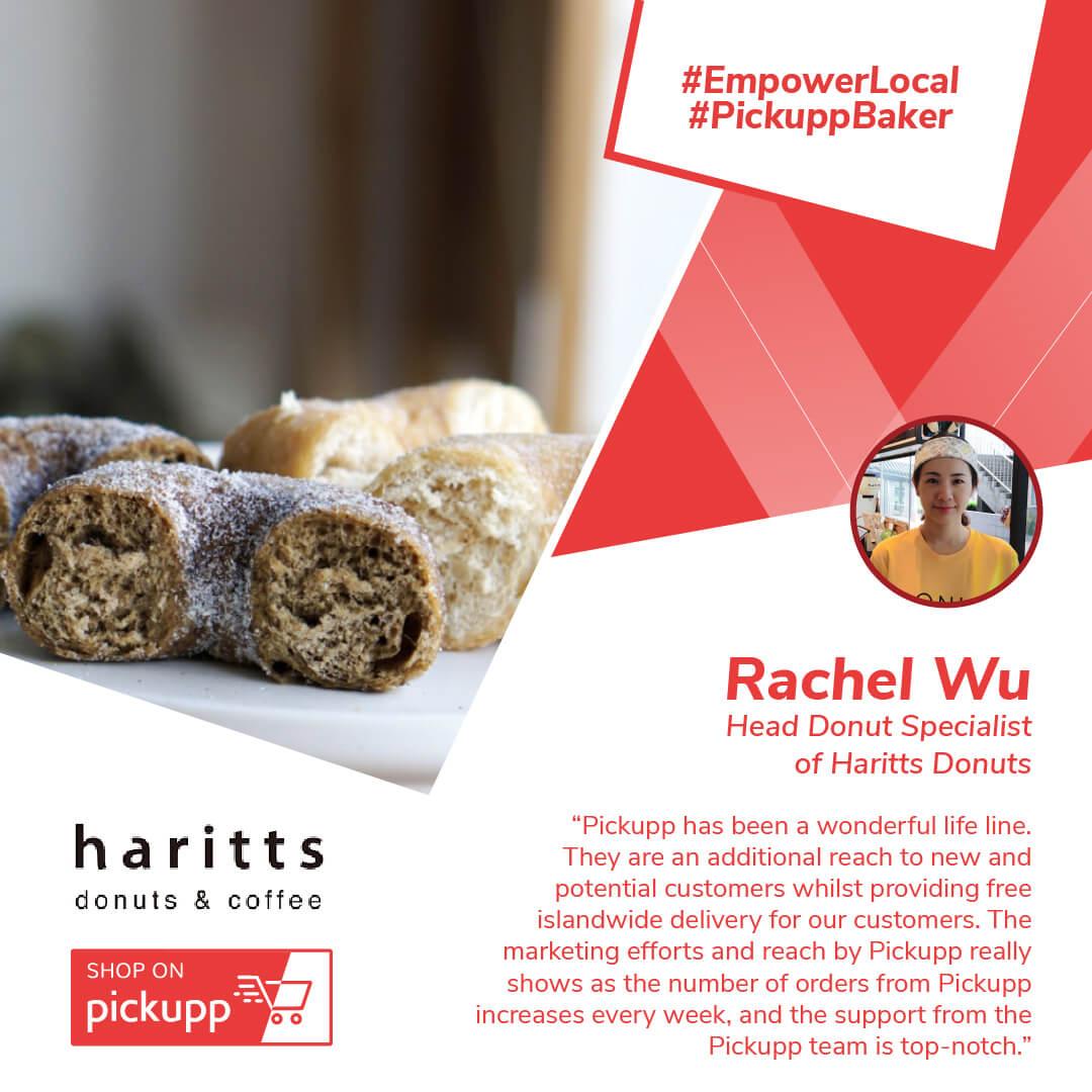 Haritts Donuts - Shop On Pickupp
