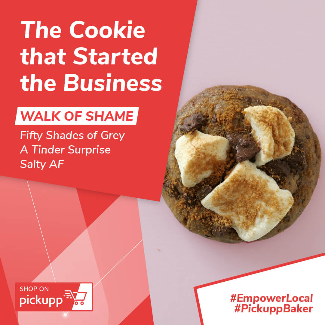 Guilt Cookies - The Cookie That Started The Business