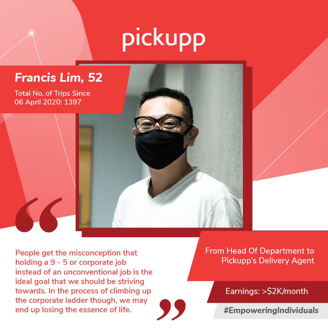 Pickupp Circuit Breaker Stories - Francis