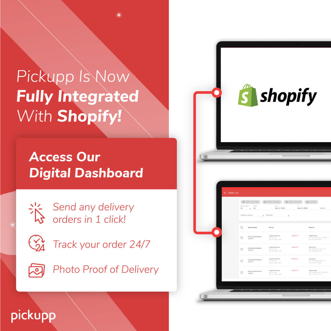 Shopify Delivery App/Plugin
