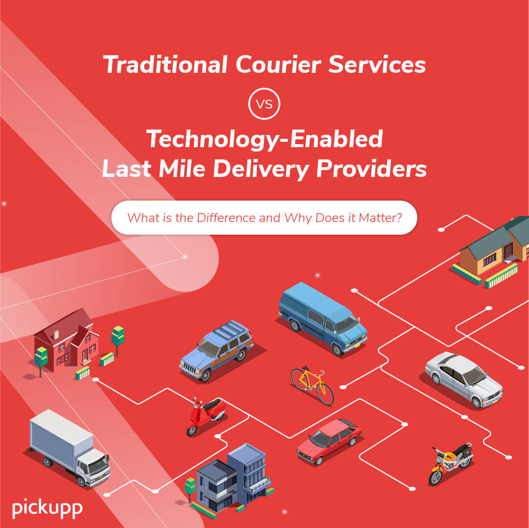 Last Mile Delivery Technology