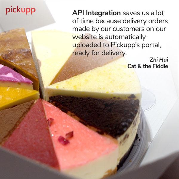 API Integration - Pickupp's Core Features