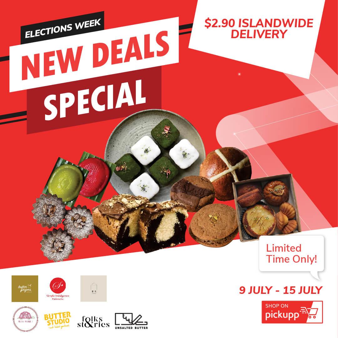New Deals Special
