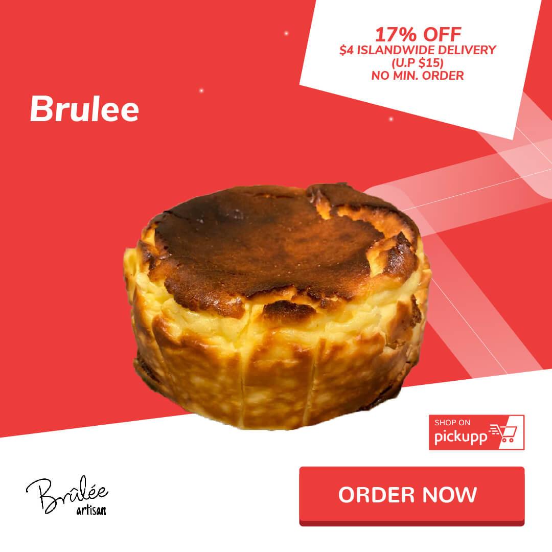 Brulee Bakes