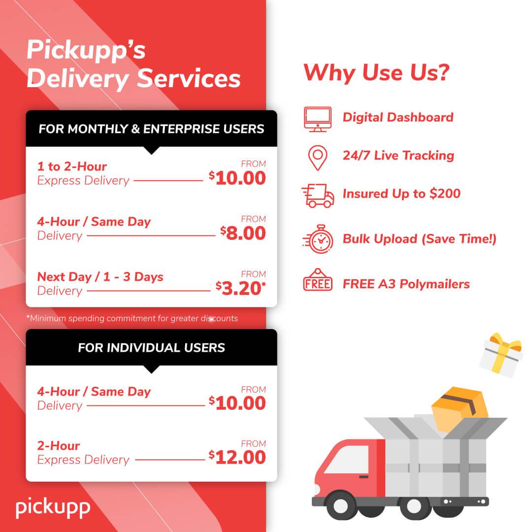 Pickupp Delivery Service