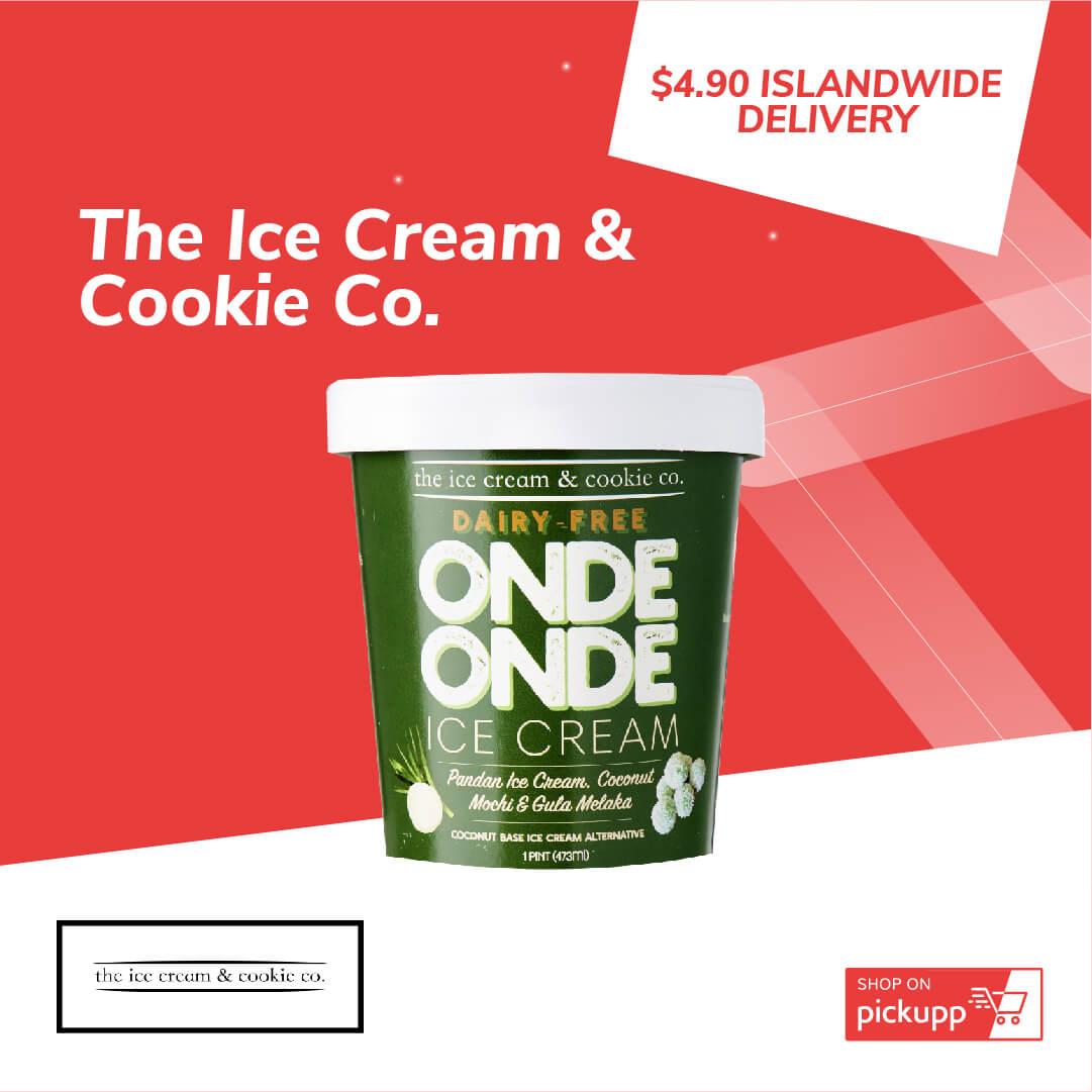 The Ice Cream & Cookie Co