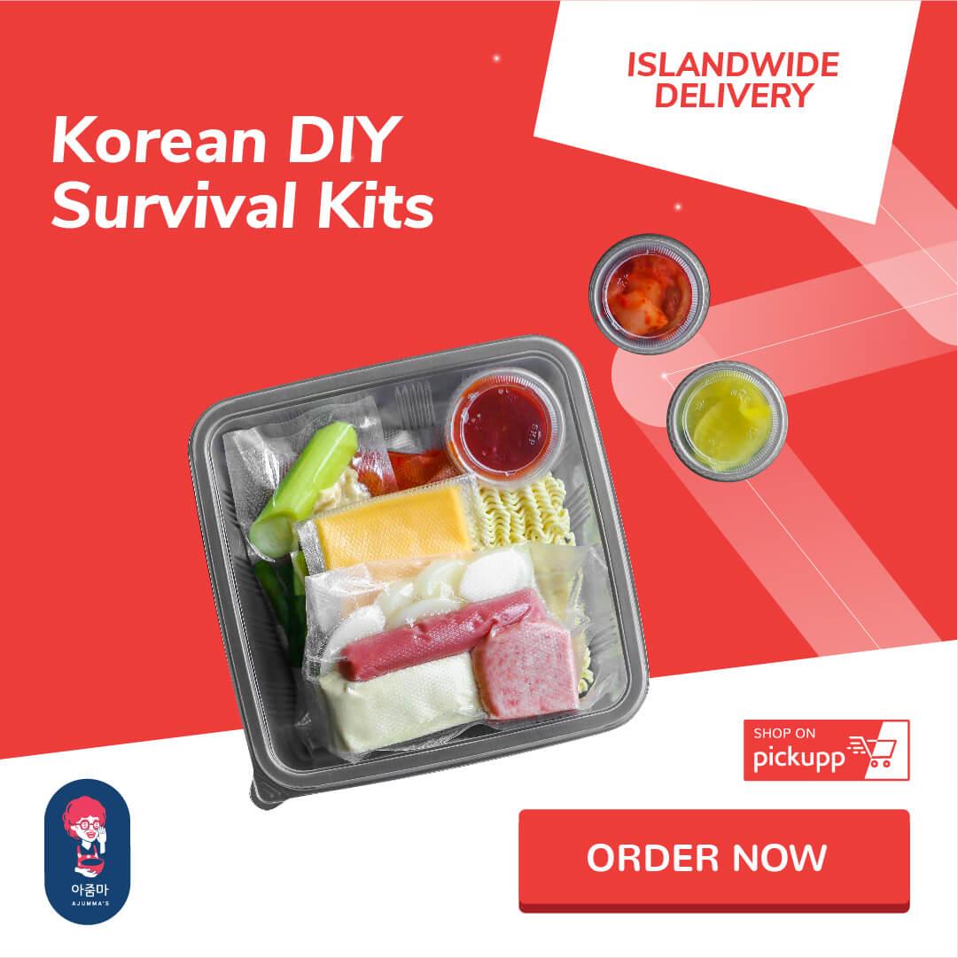 Korean DIY Survival Kits