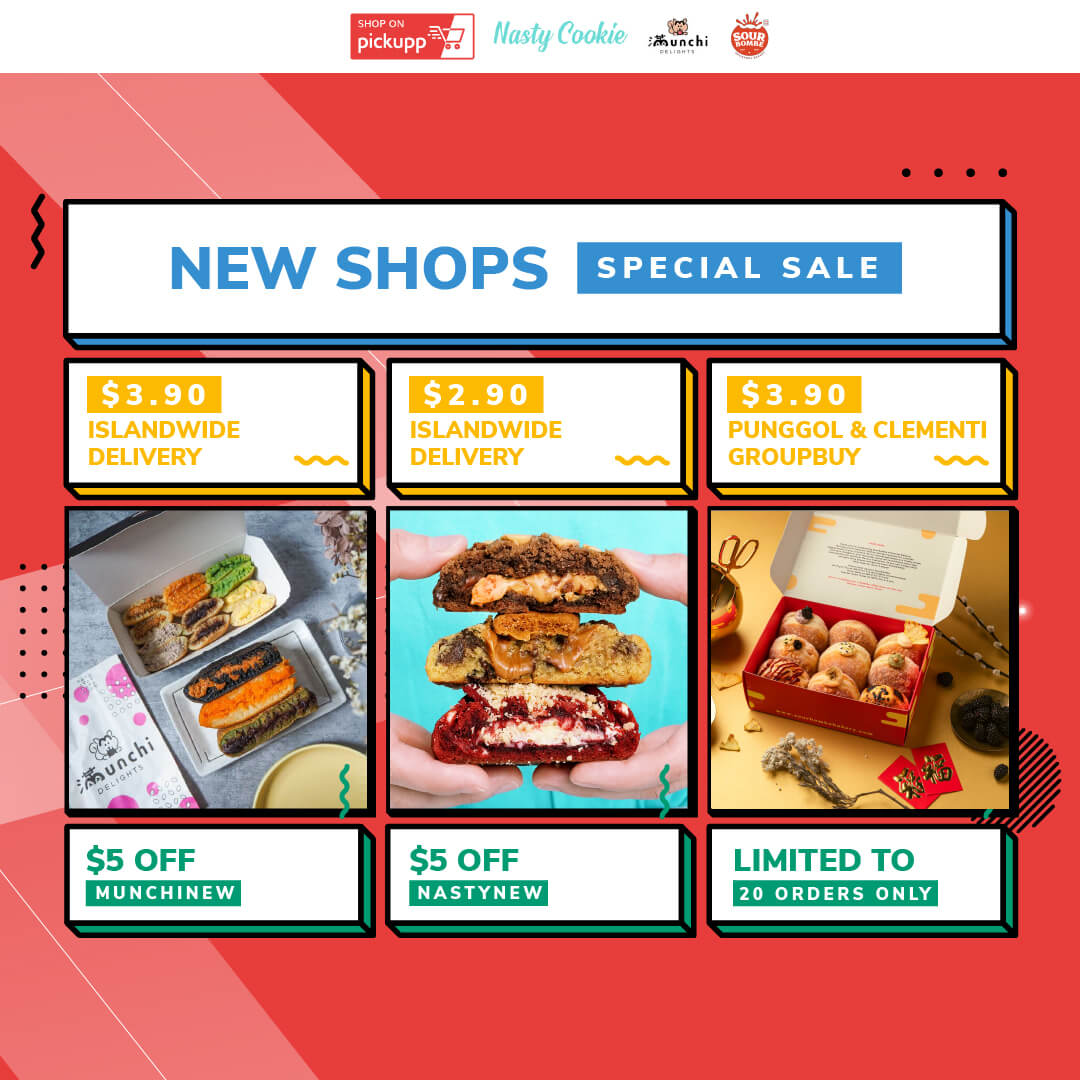 New Shops Special