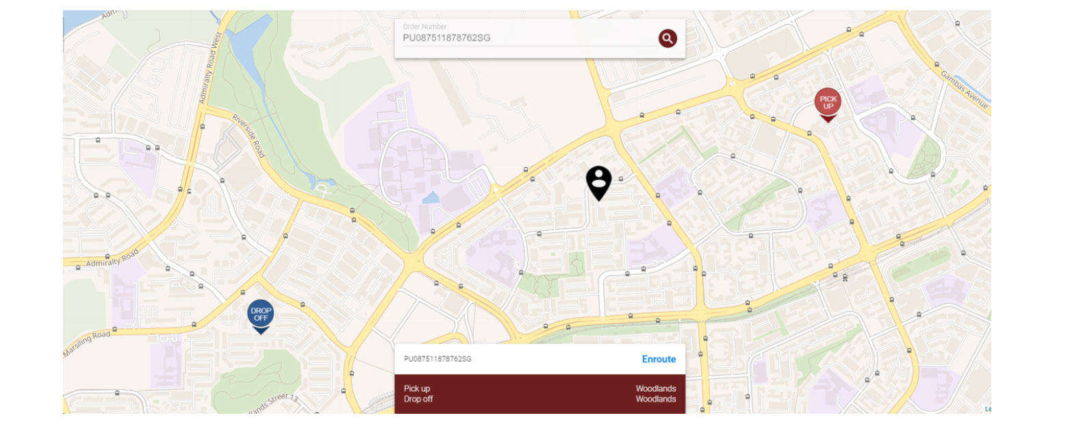 Pickupp_Transparent tracking technology to simplify customer services