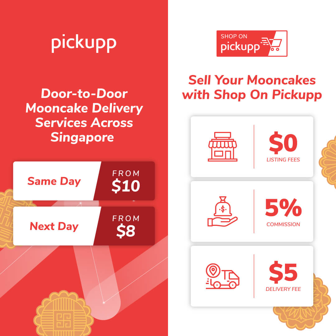 Mooncake Delivery